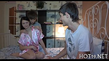 in analsex socks Silvie de lux is humiliated orally at the toilet room