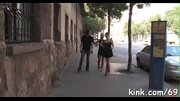 out public in passed fuck Sister home massage