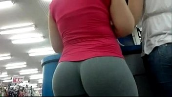 in ass fucked squat yoga pants Gay big toy gaping my ass