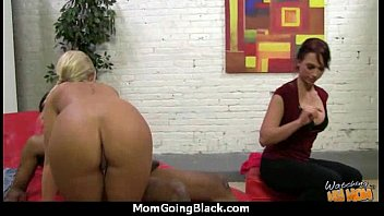 cock black mom to daughter a teaches fuck Open your fucking mouth and eat my uncle
