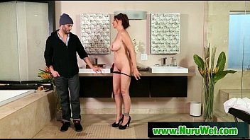 gives brother massage ass sister Reshma fuck video