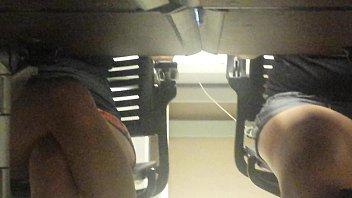 webcam under desk Mind control spa