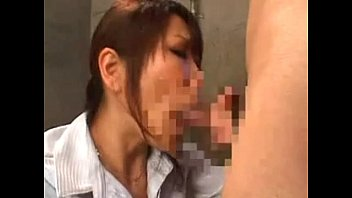 swallow cum great Japanese sex in hoapital