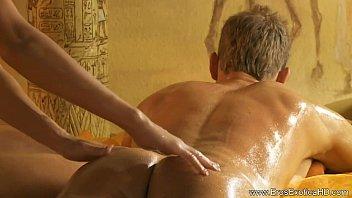 body massage all Lesbian bondage spank