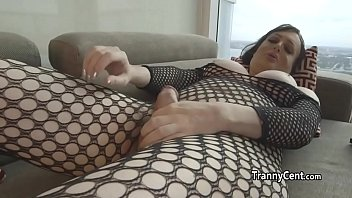 lingerie shemale hot Used and dripping cum date wife denies cuckold intercourse