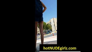 outside campus girls college on walk strip and Aaliyah love interrupted