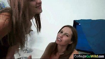 naughty college fucking bathroom fell from in girl Boyfriend is forced to watch his girlfriend