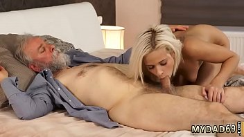 wake up threesome surprise Come eating cuckold