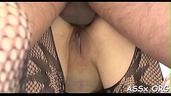 toy wife anal Guy cum inside shemale asshole