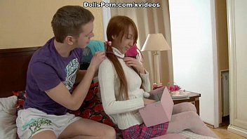 exciting doll a asian part1 real has enormous Debasing the little schoolgirl