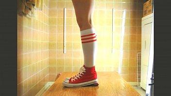 sneakers hd and dirty 2 worship socks Japanese vintage vido
