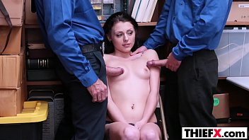 on gets busted brother spying stepsister for Petite latino extreme bbc