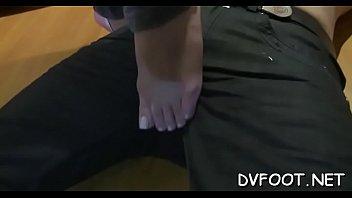 lick fuck feet Son brings condom to fuck moms pussy