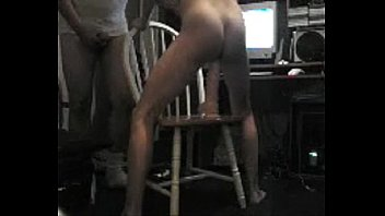 tricked fucking sleeps husband into visitors whilst wife Asian wet shaved