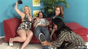 tv foursome pumpkin playboy Interviewing vanilla deville