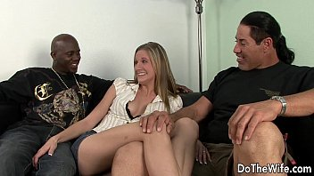 couger young blow black wife Slutty brits jim slip kitchen