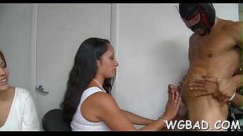 spooned receive by breasty darling her pussy stud Brother fuck force sister to orgasm