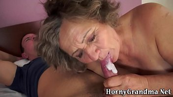 cum wife ass mouth Hot mature seduce boy