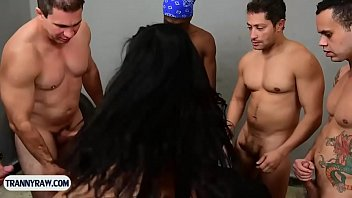 tits gangbang creampie Milky bhoop indian girl fucked by 2 mens