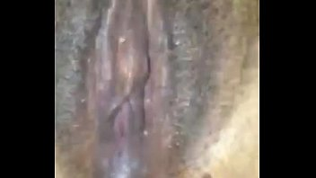 her recorded the in dark ebony self fingering pussy homemade Anal fingering and toyed