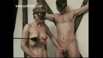 other while is scck japanese fucked husband by man wife Abuse in garage