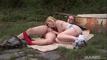 outdoor blond toilet fuck Wife firs5 bbc