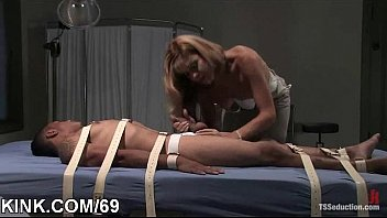 secretary and abused punished Ben gets gwen pregnant