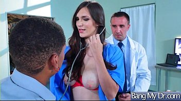 hot doctor seduces patient his Amateur redhead with big tits