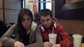 1 contest part crazy amateur Young boy getting lucky with my wife
