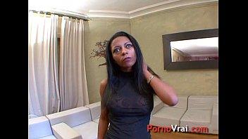 french hotel black metisse Arab milf seduces