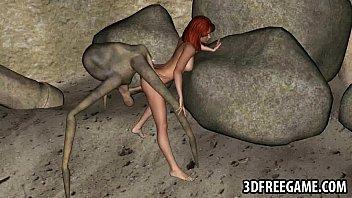 alien 3d lava impregnation Laura clark birmingham