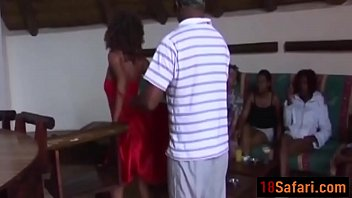 ass party griding Mother lets son cum inside her