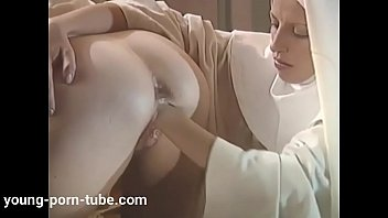 eat watches lesbian pussy husband wifes his Big ass and tits asian school girl
