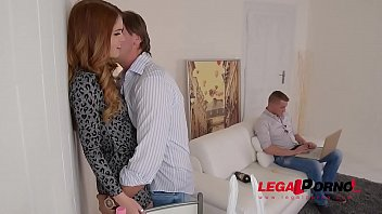 vidya video sex Shemale licks own cum dildo