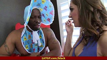 lets his put panties daddy in hand her Japanese dad visit daughter at home