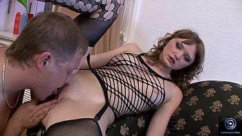 brunette gets her fucked throat Giving head on the webcam6