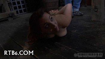 spankings tears during 2 men fuck cum on attic garret loft bareback