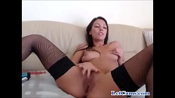 with girl couple stockings bkack in t Amateur allure nikki daniels