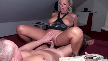 deutsche privat ltere paare bett im Black shemale slams a whiteys skinny as