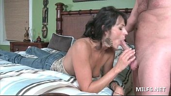 mom not her and son1 Sniff feet while sensual blowjob