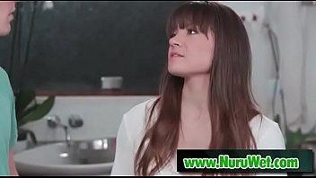 nixon massage nuru taylor Cute ebony chearleader smoking in locker room cought by coach