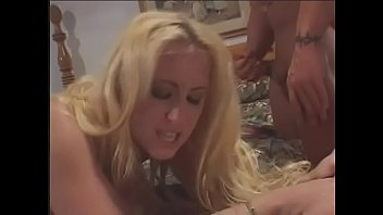 forcely cum on her shoot and his fuck pussy Gorgeous blonde pornstar hardcore