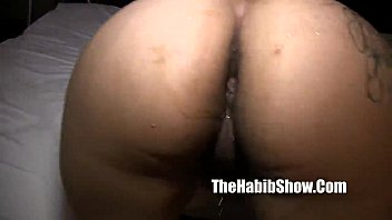 phat ass swallow Stranger fucks blindfolded wife while she is sucking her hubby