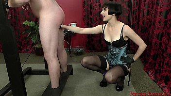 is slave by humiliated mistress Leg shaking gang bang bbound