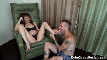 worship foot lesbian massage2 Old4men gays mature