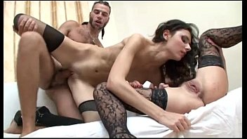 in screams her cocks big asuka two with Son forced daugther