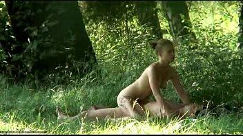 in the rape video forest Ass teen public