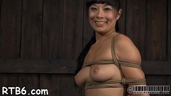 3d rape bound animated Horny mom in thong cums