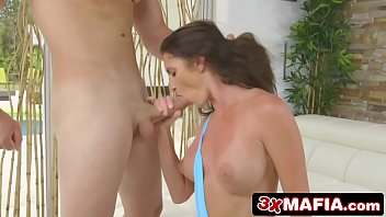 neighbor fuck force a young milf Old man movies