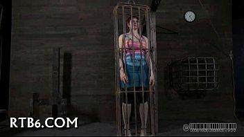 her slavegirl ulrike mistress caged by Group boys one girl desi